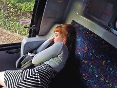 SunPorno Video - Horny Teen Girl Lola Pounded In The Bus Sunporno Uncensored