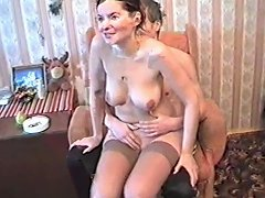 XHamster Video - Russian Mommy Nelly Love Young Guys