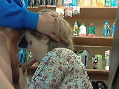 XHamster Video - Sucks Cock At Work In The Store